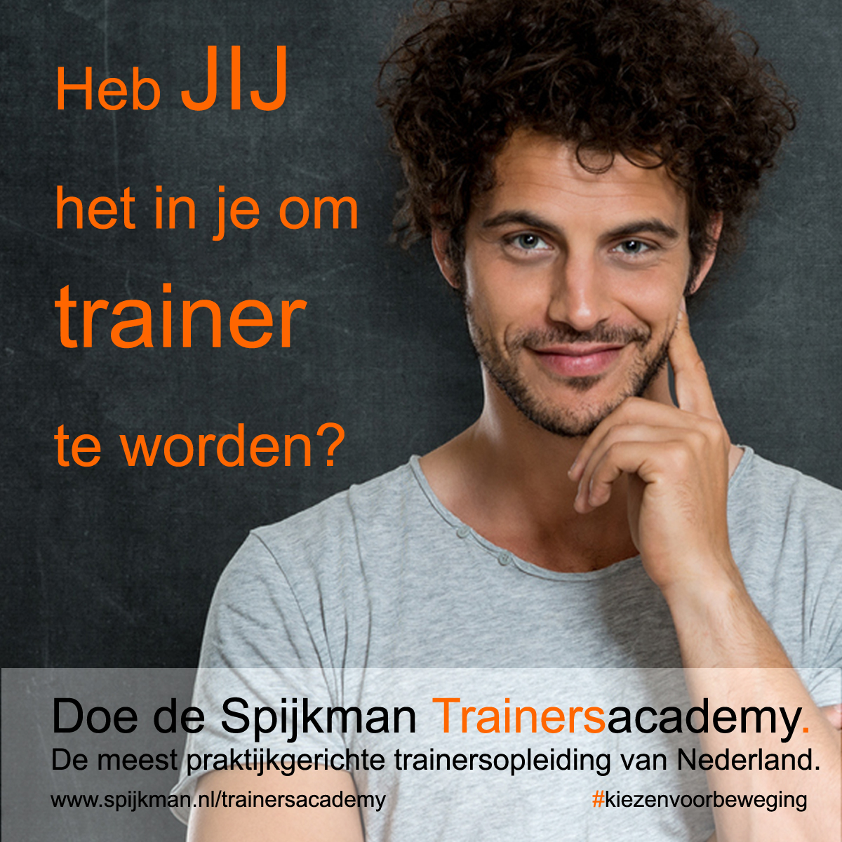 Spijkman trainingen